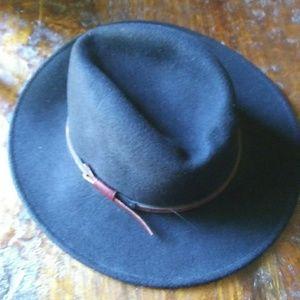 Stetson Bozeman Wool Felt Crushable Cowboy Hat